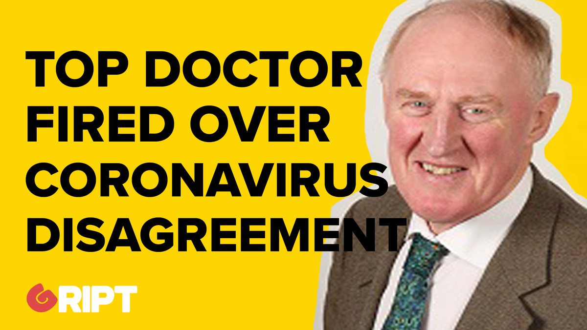 The HSE has Effectively Fired a Top Doctor for stating his Opinion on Coronavirus