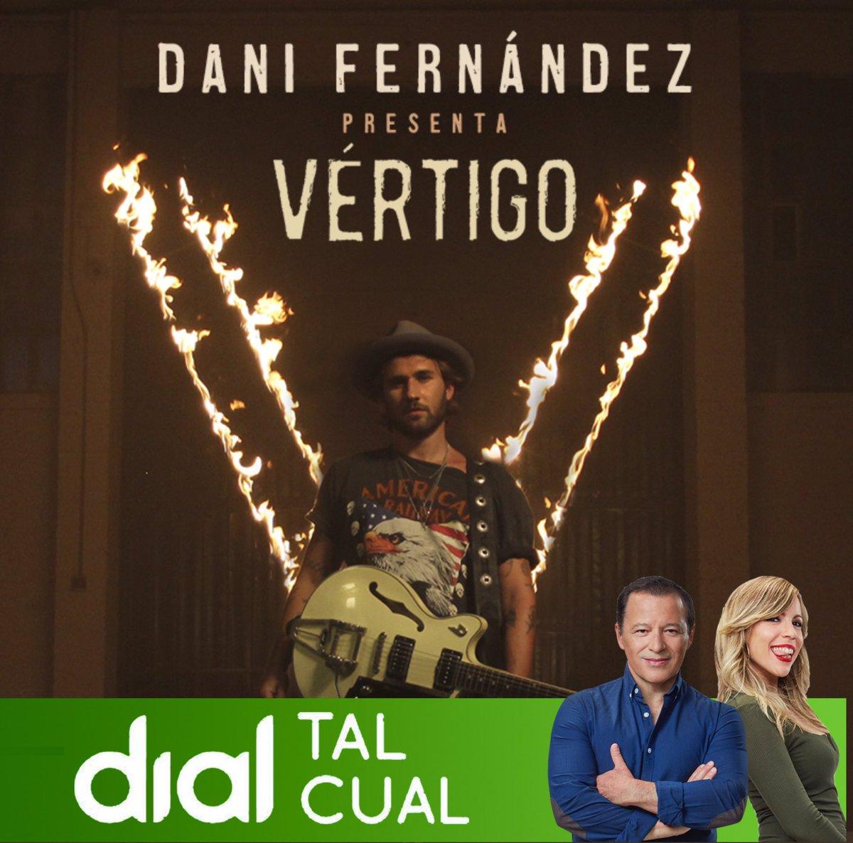 Este sábado no te pierdas en @Dialtalcual como suena lo nuevo de @DaniFdez Que pasada como suena! Cuéntanos si te ha gustado con HT #EscuchoDialTalCual @PatriciaImaz @Cadena_Dial https://t.co/C3xmtrlOcP