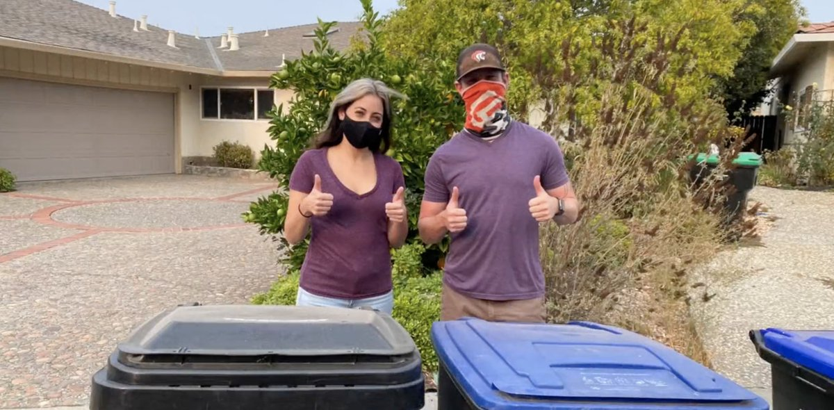 On Day 18 of #BeKind21, PEEK Outreach Assistant Director Rosselyn Ramirez and her partner Matt Fuson show an act of kindness to their neighbors by taking out their garbage.  https://t.co/yIXAxXcP2r #diabloballet #peekoutreachprogram #btwfoundation #bekind #diabloballetschool https://t.co/fwDRe5I8SG