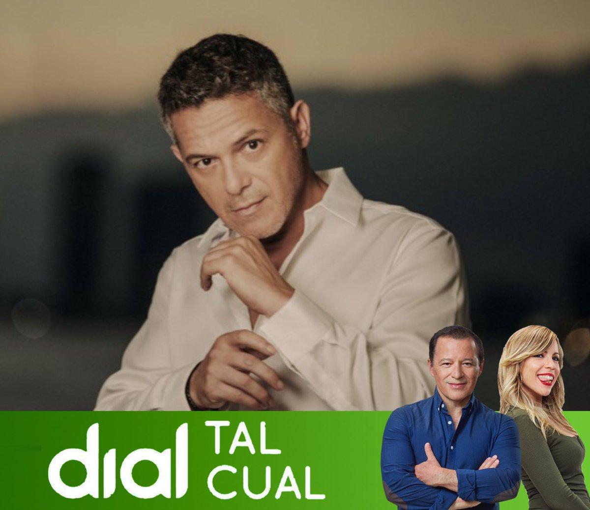 Este sábado en @Dialtalcual @AlejandroSanz será uno de los protagonistas de la semana #EscuchoDialTalCual @PatriciaImaz @Cadena_Dial https://t.co/Fwc45cdXnH
