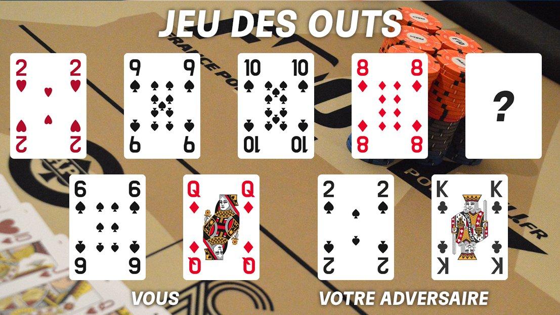🤔 Combien de cartes pour remporter le coup à la river ?  🎟 2 tickets 30€ Powerfest  🔃 RT + réponse + follow  ⏳ Tirage lundi https://t.co/Tfb9A5dGOD