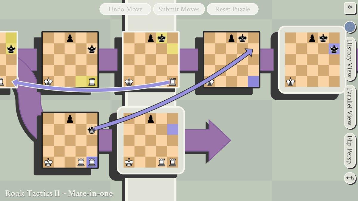 Ajedrez 5D con viajes en el tiempo y multiversos paralelos #juegos #RD   por @Alvy https://t.co/pwvYNy34dq https://t.co/kSk0xF9u7B