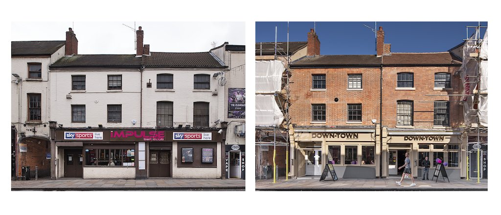 A great initiative supporting historic High Streets: the High Street HAZ demonstrator project in Coventry coming alive. #HistoricEngland #HistoricCoventryTrust #CoventryMoves #Burges https://t.co/YweGJzxUlu