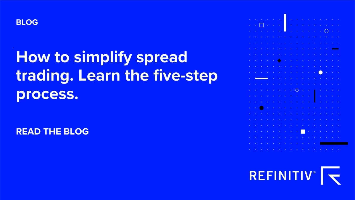 Find out how the @Refinitiv product suite can simplify the 5-step #SpreadTrading process for #traders. https://t.co/QVLqahvaVv #SmarterTrading https://t.co/x9y6cDcAL0