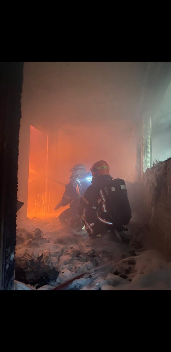 [Final Update: Fire @ No. 28 Admiralty Street]   On 18 September 2020 at about 9.15pm, SCDF responded to a fire at No. 28 Admiralty Street. Upon SCDF's arrival, the fire had engulfed the first floor of a 4-storey temple and was spreading to the second floor. https://t.co/D5icztUFar