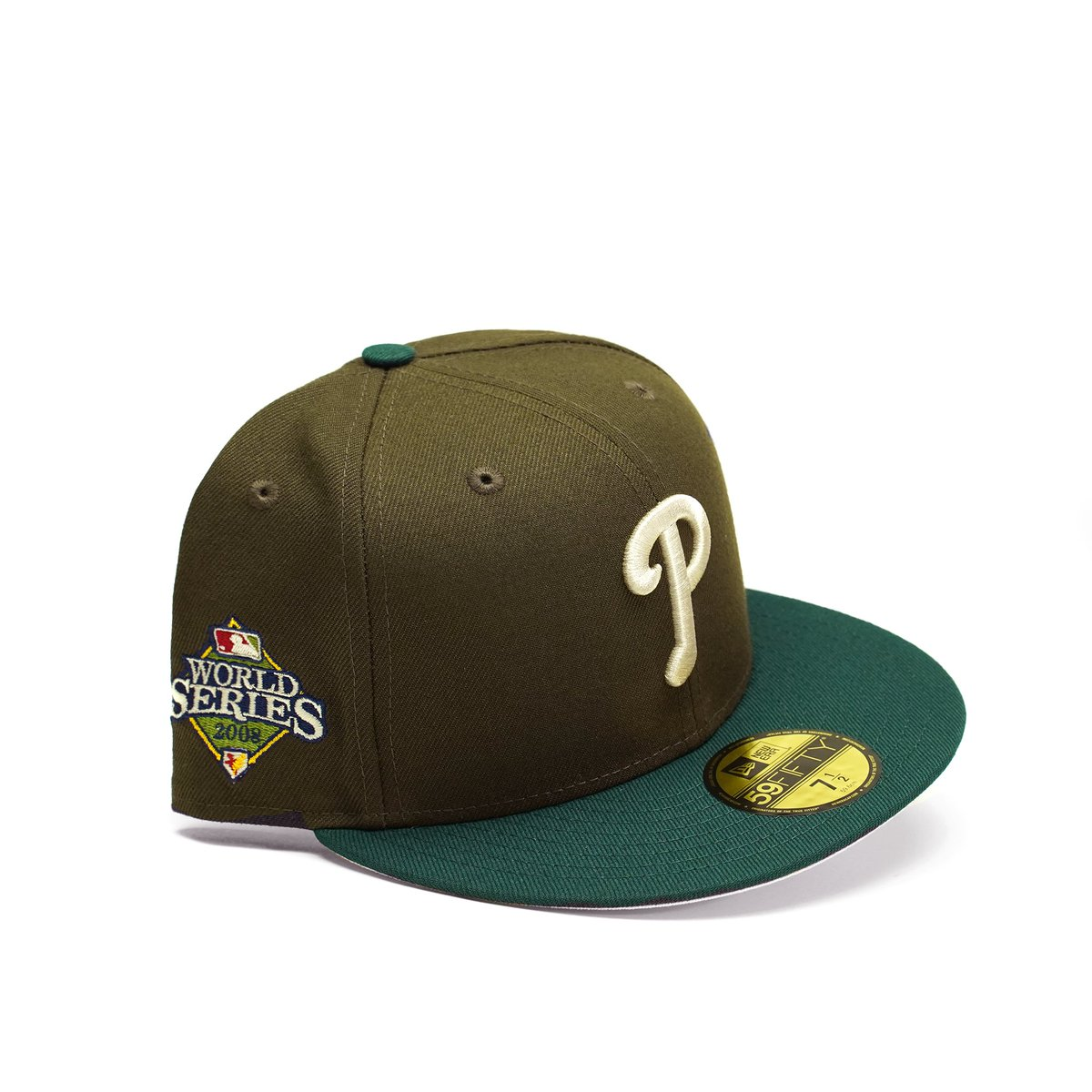 🔥PHILLIES WORLD SERIES 2008 🔥 SHOP 👉https://t.co/TJIKCDuGbx #newera #neweracap #mlb #59fifty #fittedcap #cotd #capoftheday #capcollector #capaddict #hatcollector #sidepatch #phillies #fitted #headwear #fittedfamily #hatcollection #teamfitted #fittedhat #fittedcap https://t.co/o5z7nc2NBj