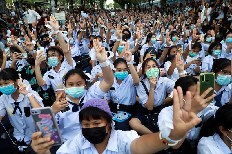 Thai protesters expect biggest anti-government rally in years