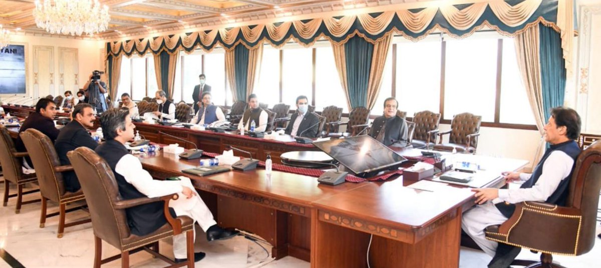 PM @ImranKhanPTI chairs meeting in Islamabad regarding revival of cinema industry of country 🇵🇰 https://t.co/dfrMeBm5fH https://t.co/DAe9i7MpsL