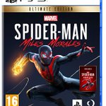 Image for the Tweet beginning: Marvel's Spider-Man: Miles Morales Ultimate