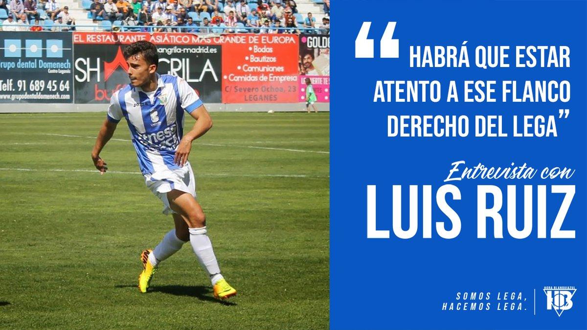 📰 ENTREVISTA | Luis Ruiz: