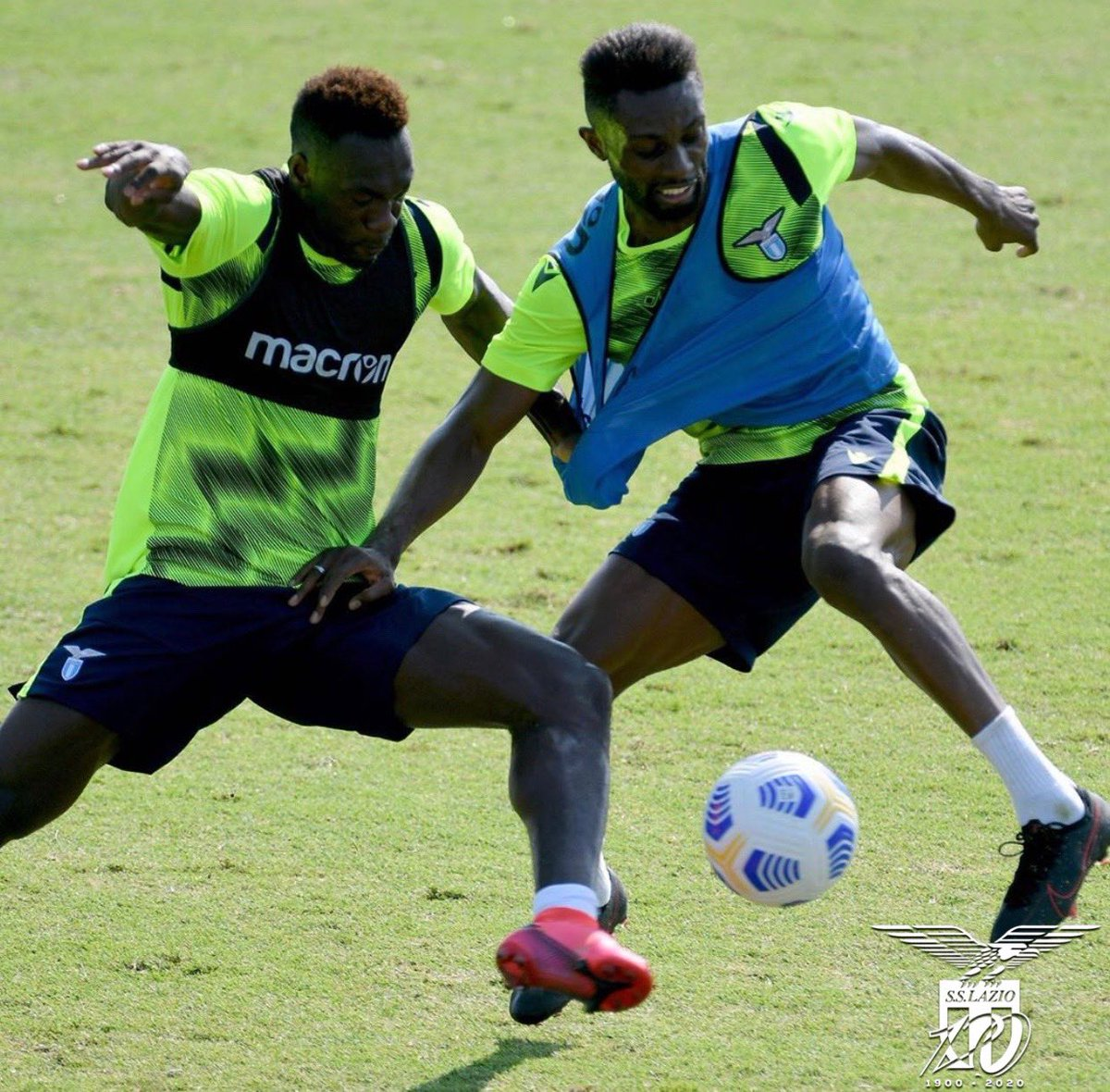 📝 @JDAkpa è ufficialmente un nuovo calciatore de #LaPrimaSquadraDellaCapitale!   ➡️ https://t.co/a8ImsFM52O https://t.co/ZEhyqwc1UJ