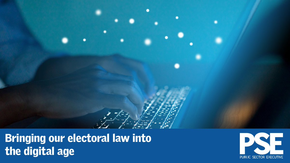 ** https://t.co/Y26mFKnqUD  'It's time to take on challenges of fake news and undue electoral interference' Darren Hughes, Chief Executive, Electoral Reform Society @electoralreform https://t.co/oUaOmvmaAp