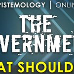 Image for the Tweet beginning: The Government - What should