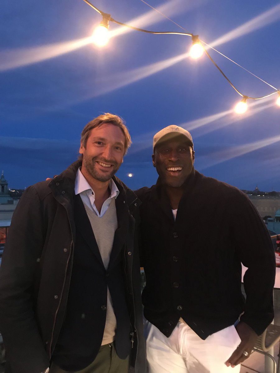 Happy birthday my friend @SolManOfficial Hope you get a great evening with a lot of joy 🎉🎉 https://t.co/qBZHudJI0m
