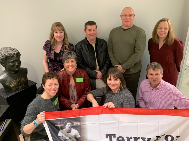 """We are thrilled to share the expertise and knowledge of these incredible contributors to help us all """"teach Terry"""".   #TerryFoxSchoolRun  Check them out here: https://t.co/dDz5GssRTs https://t.co/51XzOLOOK9"""