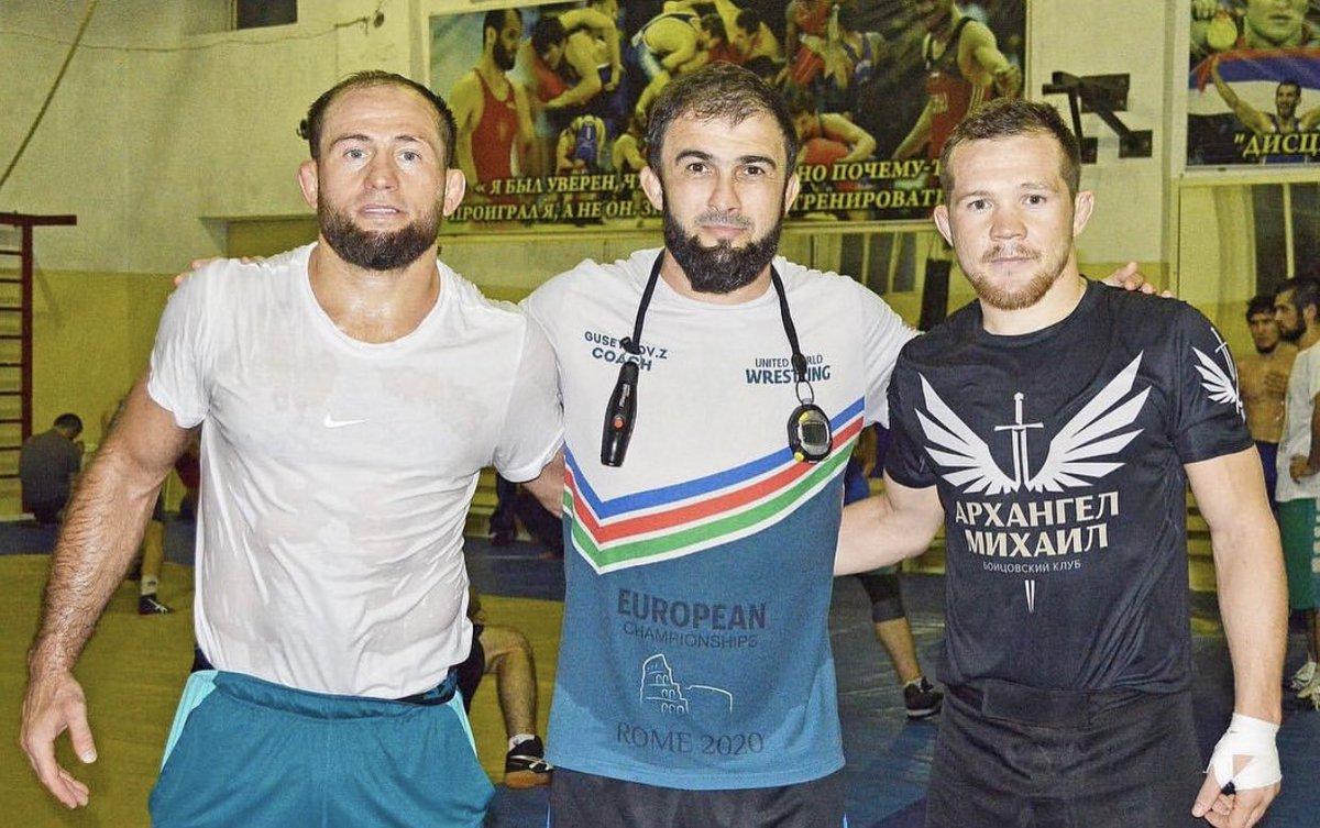Having great time training wrestling in Dagestan https://t.co/UkkWbm1g1y