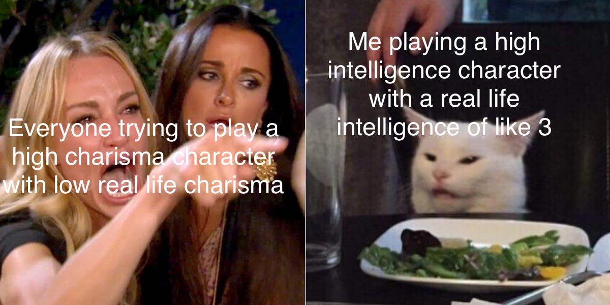It's a tragedy ⚔️🤣 #dungeonsanddragons #gamenight #5e  #tabletopgames #adventure  #meme #cleric https://t.co/7BQgiSiy0z