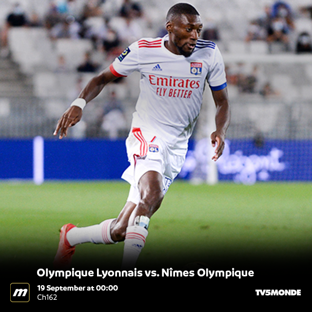 Lyon will be looking to recover from their dismal loss to Montpellier when they welcome Nimes to the Groupama Stadium for Ligue 1 clash.  Lyon vs. Nimes 19 September at 00:00 on Tv5 Monde HD (Ch162)  #medianetmv https://t.co/94O7yAYPlE