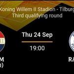 Image for the Tweet beginning: #WillemII #WILRAN