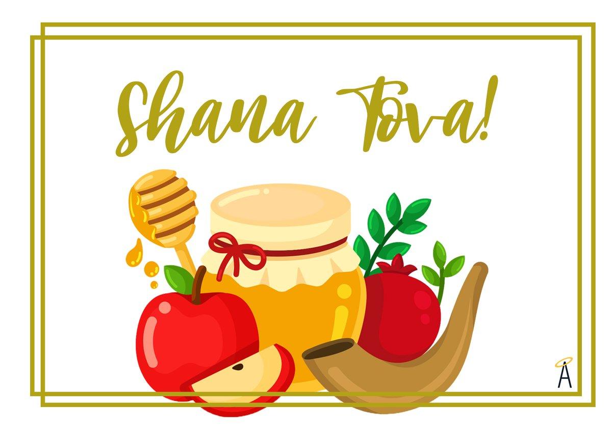 Desde @AVM_Mex le deseamos a toda la comunidad judía un feliz y dulce año🥂 Shana Tova! https://t.co/YLtMxW5vVd