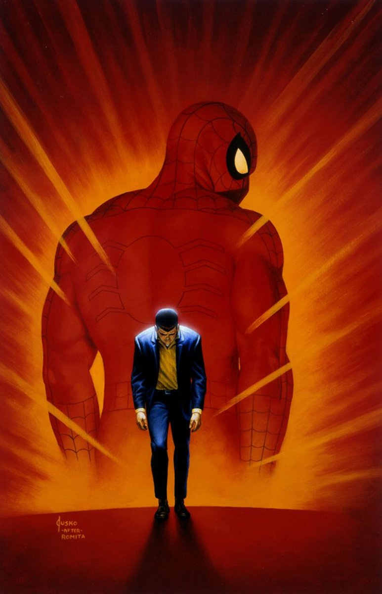 Sometimes following your calling is no easy thing, and readjusting it can be a painful process. (Great insights on my favorite #SpiderMan movie!) https://t.co/1QhmZ4k8li by @boethianacolyte art by @JoeJusko via @ModRef #Faith #Bible #movies https://t.co/T1GXqMSIIh