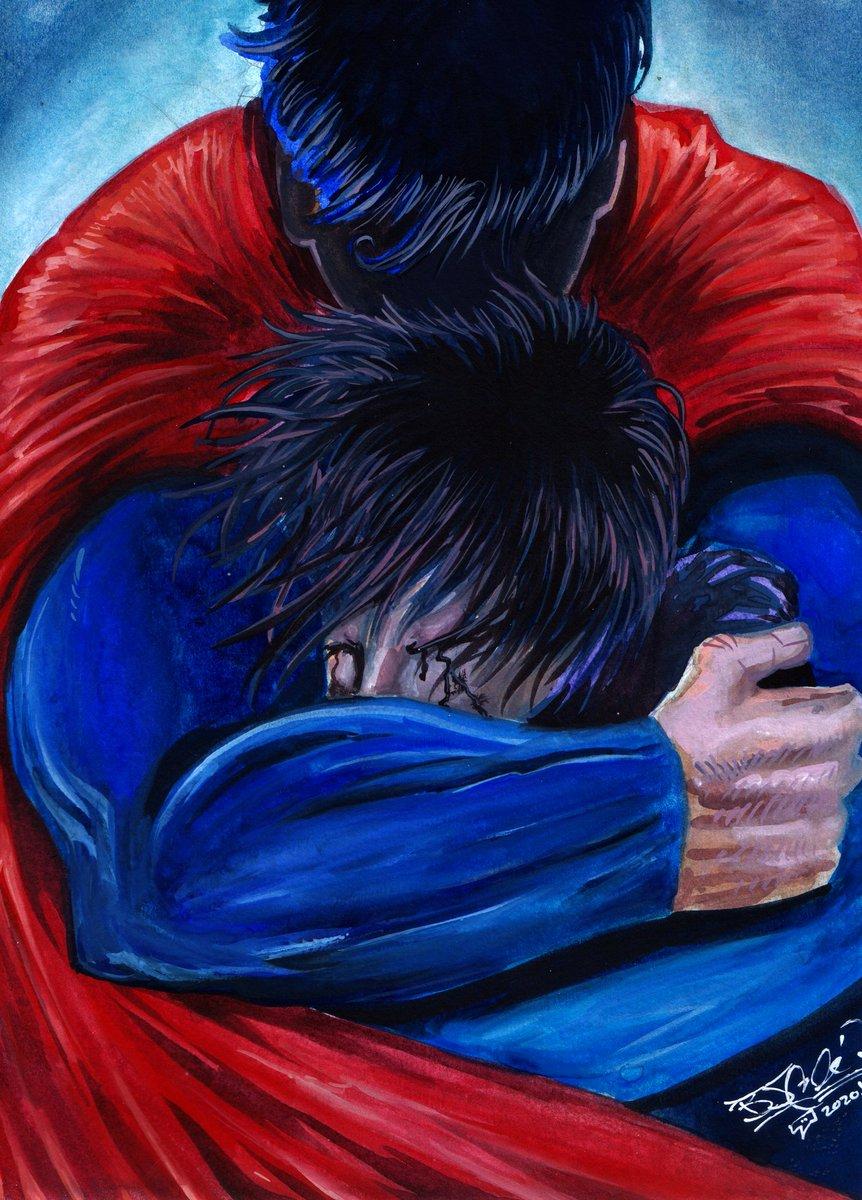 https://t.co/QjFdWzZMfl #twitch #Superman #AllStarSuperman #ClarkKent #superhero #heroes #comics #twitchTV #livestreaming #liveart #kindness #BeKind #painting #dccomics #livepainting #TwitchChannel #contentcreator #creativecommunity #twitchstreamer #MakeFriendsThroughArt @Twitch https://t.co/JHcIvd0SGZ