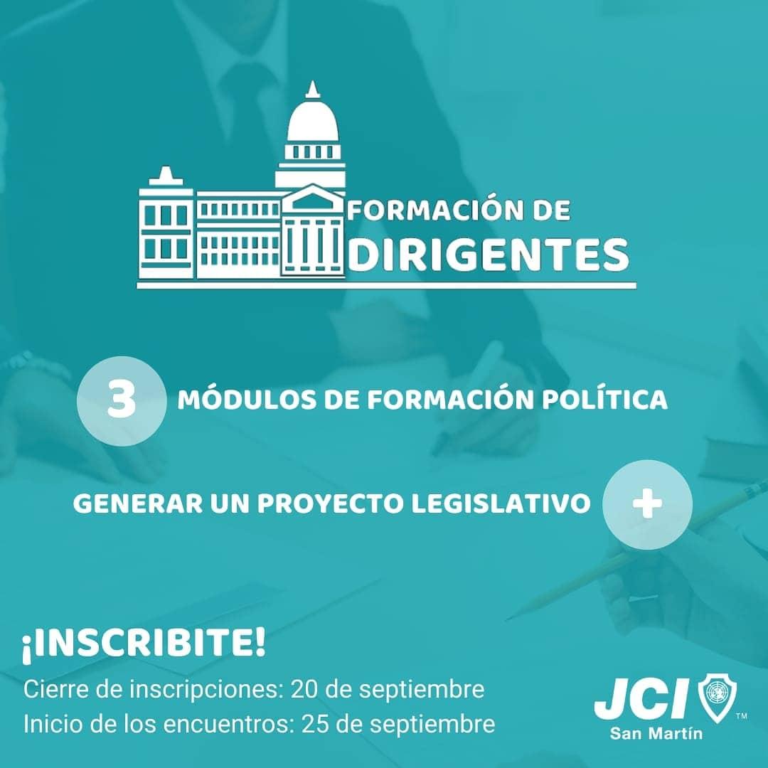 🏛️ FORMACIÓN DE DIRIGENTES  📝 Link de inscripción: https://t.co/wOwHdPx3Ss  #bridgethegap #formación #liderazgo #dirigentes https://t.co/L7EUUrtqln https://t.co/Ercly8Usr2