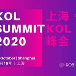Image for the Tweet beginning: Hello Future and KOL Summit