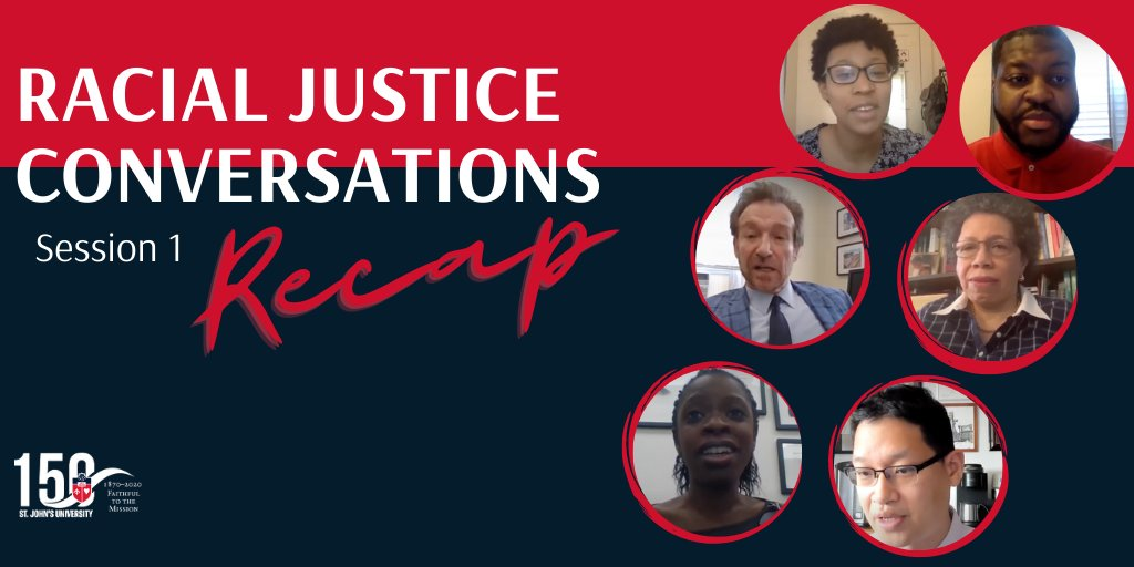 Do you think that media is a chief form of socialization? #ICYMI: Our panelists held a thought-provoking discussion that addresses this question in session one of our Racial Justice Conversation series. Watch: bit.ly/RacialJusticeS…