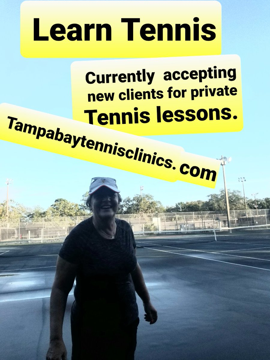 https://t.co/yzNpQMIQVL  #Tenniscoaching #Tennislessons #tennislesson #Tennisclubs #tennisinstruction #tennisinstructor #southernhills  #innsbrook  #eastlakeswoodland #eastlakes #PrivateSchools #privateschool #certifiedtennisinstructor #tennispro #learn #teacherappreciationweek https://t.co/sxoOXIWHL4