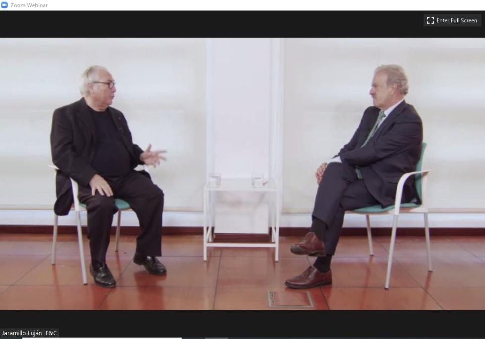 Uno de los países de América Latina que ha podido manejar muy bien la pandemia es Costa Rica, afirmó @manuelcastells en entrevista de @Nextibs, en la que también se refirió a Merkel como lideresa en Europa, elecciones en EE. UU., demagogos ignorantes #MPG5años @jaramillolujan https://t.co/VEJ0qv2uvd