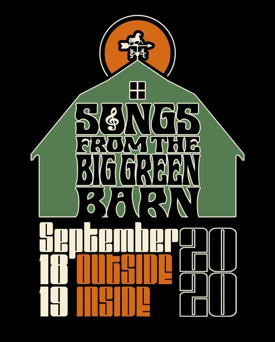 Tonight's the night to catch @SherylCrow's first Big Green Barn show!  Tickets below ⬇️ https://t.co/xoSZvTIWvh https://t.co/mEQPRrRrMr