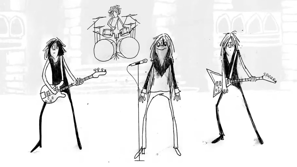 """.@OzzyOsbourne is celebrating the 40th anniversary of his debut solo album, Blizzard of Ozz, with an animated video of """"Crazy Train"""", a documentary, and more: https://t.co/TAFv4oY5lb https://t.co/G3dAHdMJ89"""