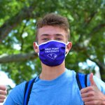 (1/4) On this #HealthHeroFriday, we are highlighting three HPU students who have been seen wearing masks 😷 and following safety protocols. Want to be featured, too? Remember to wear your mask and follow safety guidelines! #HPU365 #KeepHPUHealthy