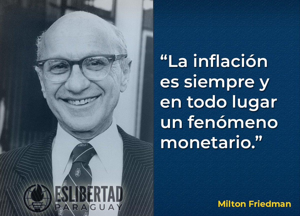 SIEMPRE Y EN TODO LUGAR☝🏼 ••• #EsLibertad #SFL #EstudiantesPorLaLibertad #Liberalismo #Friedman #Paraguay #Libertad https://t.co/W25FDpzib3