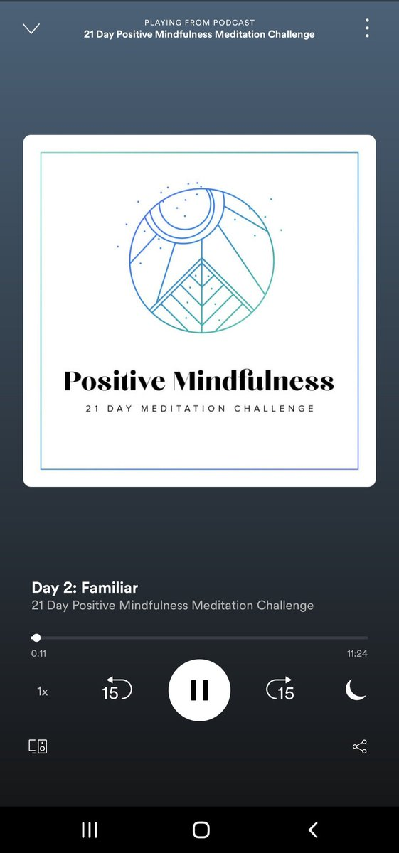 """Day 2: Familiar 🧘🏽♀️✨ #Mindfullness   """"Familiarity means well known from long and close association. A word closely connected to familiar is comfortable or even comforting."""" https://t.co/LuXU91Fi7D"""