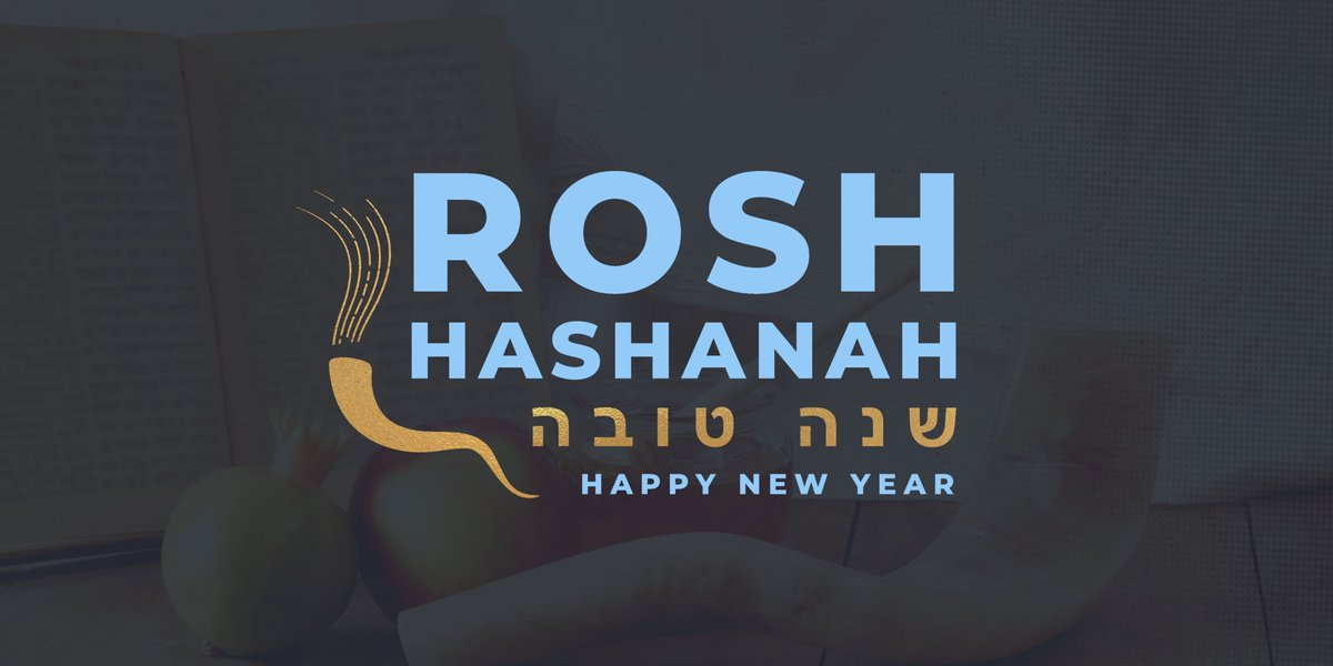 Wishing everyone celebrating #RoshHashanah a safe and healthy new year. L'Shana Tova! https://t.co/2PHyUrvAK7