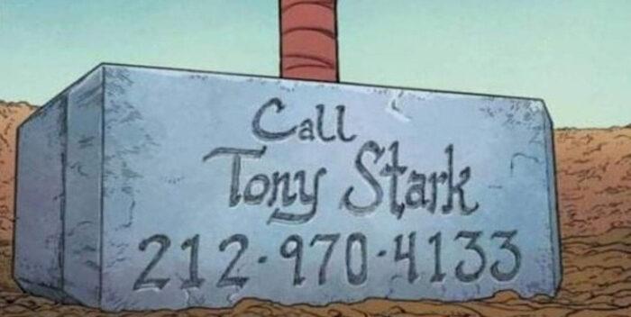 #Internacionales| ¡Increíble! Thor rebeló el número telefónico de Iron Man  Lee más #ElCandelazo 🔥  👉https://t.co/LDoS690Z5M  #19Sep https://t.co/58XFc0LC2j
