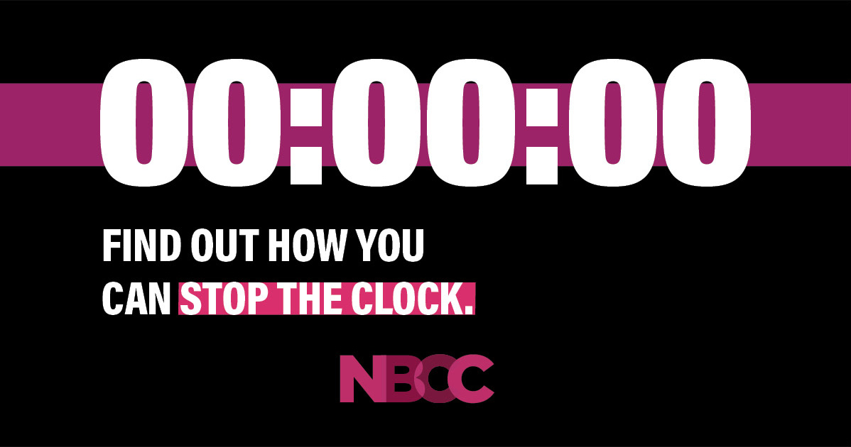 test Twitter Media - Let's #StopTheClock together because every 13 minutes, a woman dies of breast cancer. Learn how to take action to end breast cancer. https://t.co/Ru189oRQMB https://t.co/vlqvzuypnX