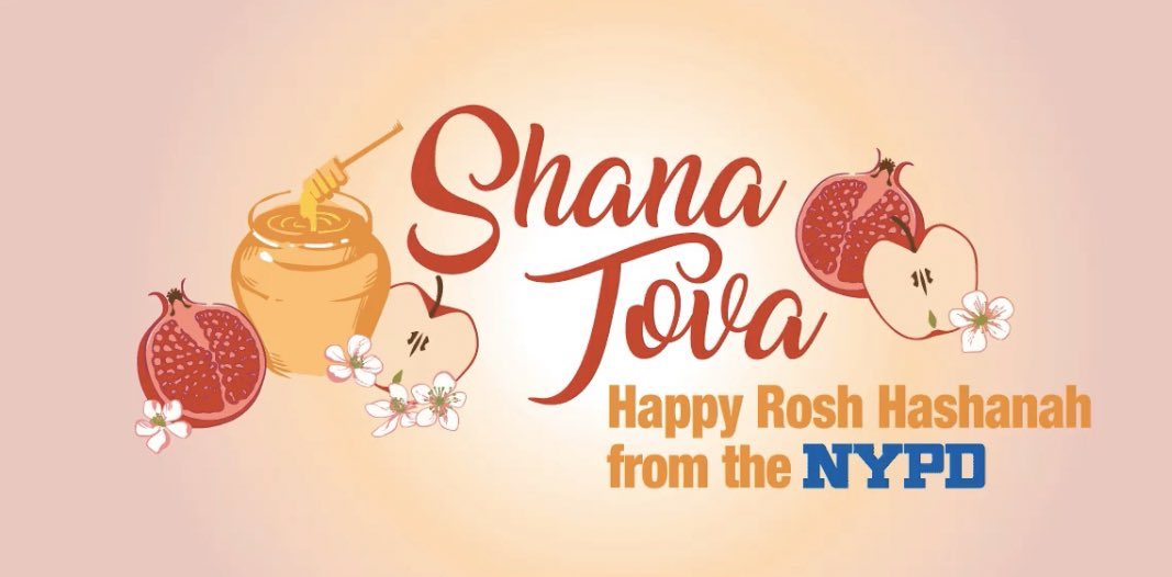 We wish the Jewish community and people #ShanaTova and send our warmest greetings to those celebrating Rosh Hashanah and the High Holy Days. https://t.co/9KO0cSfomd