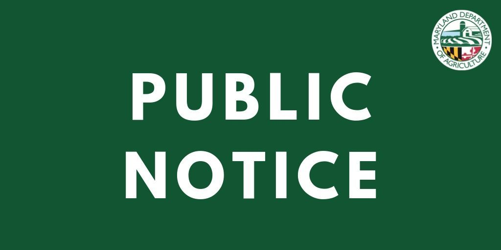 Public Notice: Unscheduled Mosquito Control Activity in Prince George's County - Spraying Planned for Sunday Evening https://t.co/PVCtamrW5o https://t.co/opABRqoZhP