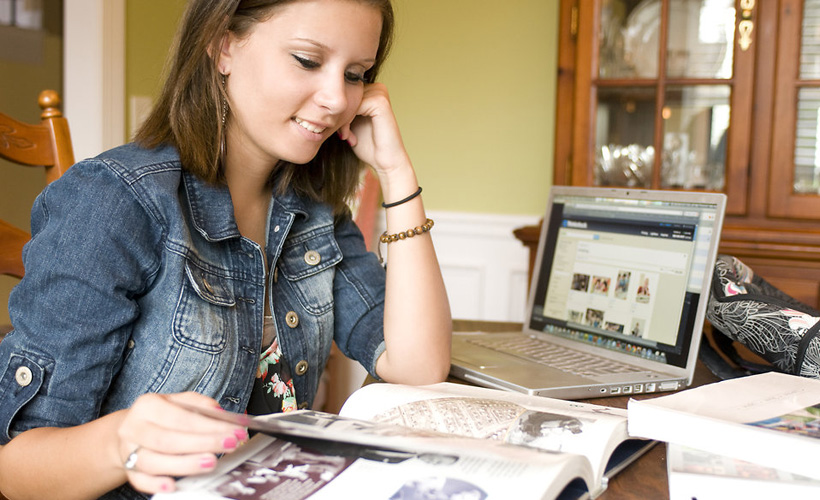 College Student Excited to Do Some Back-To-Home Shopping: ow.ly/nPGS50Bt3Qu