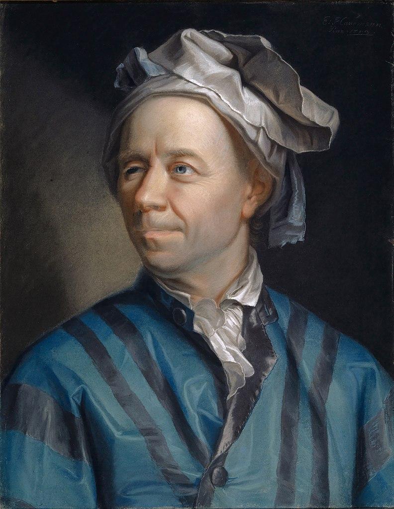 Vosotros tan tranquilos en casa, tuiteando sobre cualquier cosa sin importancia, y nadie avisa de que hoy se cumplen 237 años del fallecimiento de Leonhard Euler. Pues nada, ya lo hago yo 😉. Y además os voy a dar enlaces para conozcáis algunos de sus logros ⬇️⬇️⬇️ https://t.co/pi8FdMw8d7