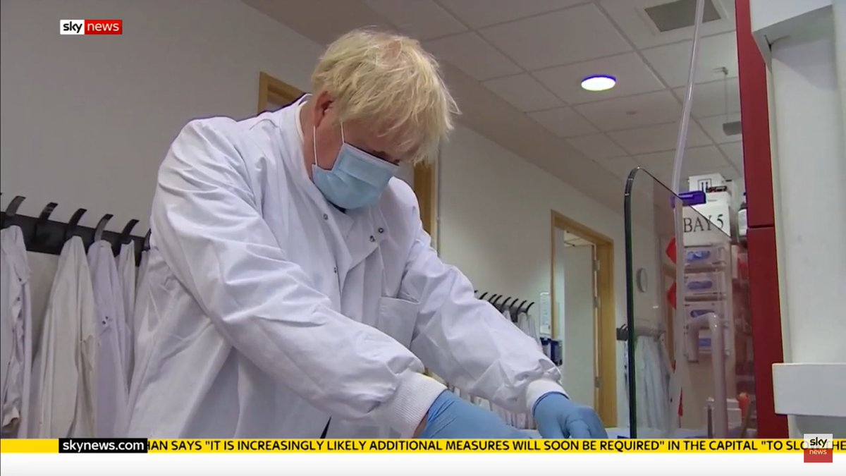#UK #COVID19 #TestandTrace all hands on deck? #BorisJohnson #testing #nationallockdown due imminently #ProtectTheNHS 💙 #NHS #schools and #universities potential #virus #hotspots https://t.co/iRAjpe51BY