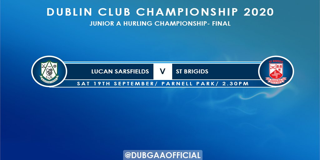 test Twitter Media - It's County Final weekend in the Dublin Hurling Championships! 🙌  Full fixtures ➡️ https://t.co/JnaGI9QFna https://t.co/hsHTH5DiIL