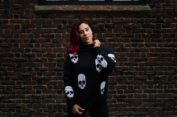 Get in the Halloween spirit with our new Skulls Pullover (Knit)! #LBYWickedWIP https://t.co/7SBLL60RNd https://t.co/1aiUhKsgvX