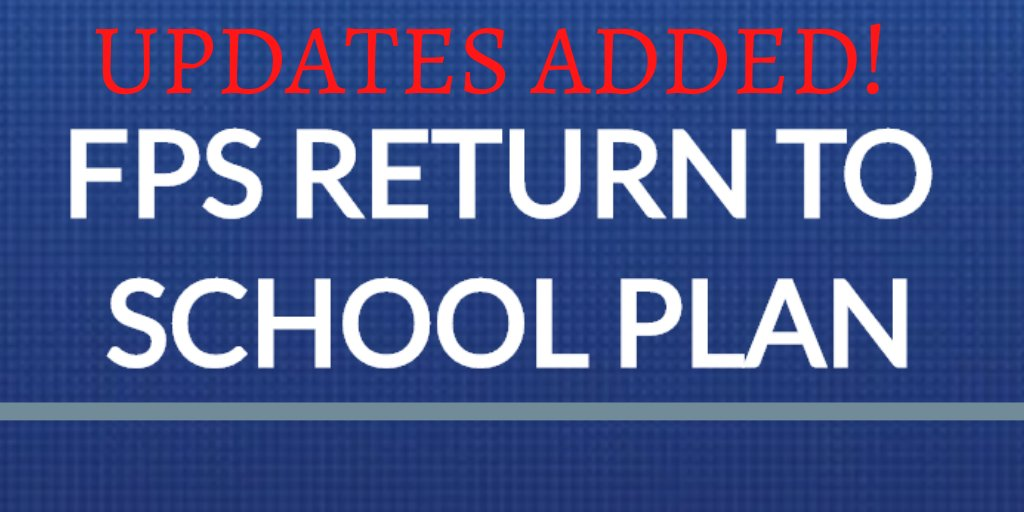 Franklin Public Schools, MA Updated the Reopening Site