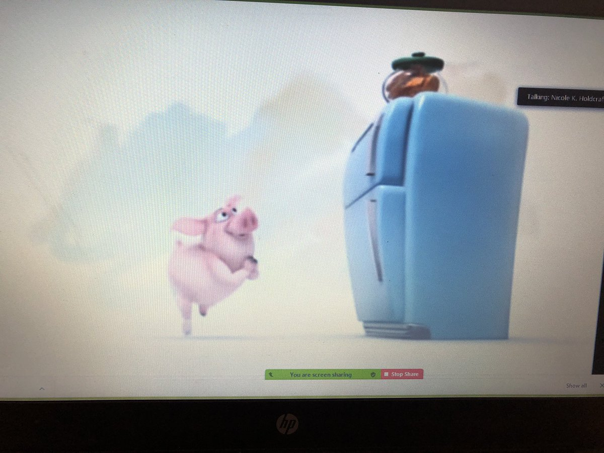 Ormie the Pig 🐖 I love sharing this video with ss to show them perseverance and a great connection to our character today,Poppleton! I was even able to connect to our library lesson by @Arrowhead_Lib https://t.co/LY8kbcDAOv #bettertogether https://t.co/sG7pK8f3V4