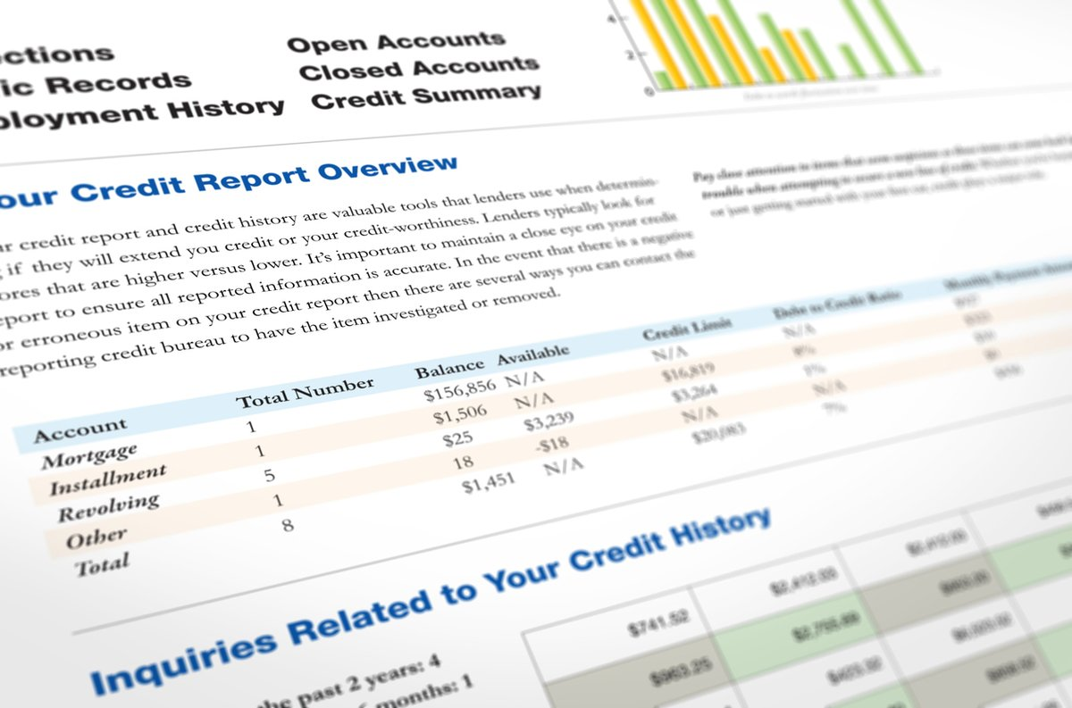 Who Can See Your Credit Report? You May Be Surprised.  👉 https://t.co/SKvTCWJo77 #credit #creditreport https://t.co/r8ZtPp09XT