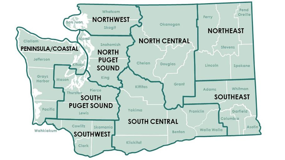Check out @WADeptHealth's new, interactive map of Washington state #COVID19 testing sites at https://t.co/R2XRH4ybUX. It includes cost, whether an appointment is needed, drive-through availability, and whether testing is offered in other languages. https://t.co/adskKsSUEj